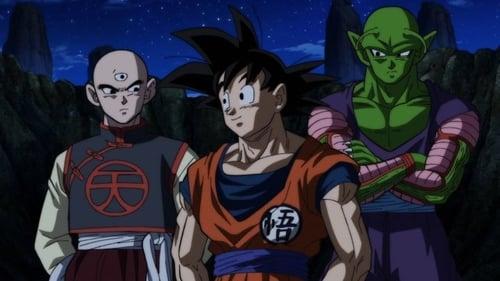 A Barreira a Ser Superada! Goku vs. Gohan!