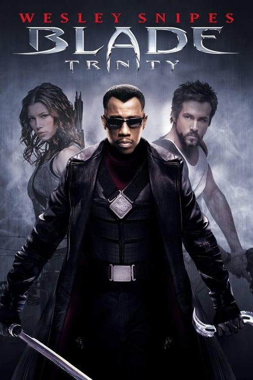 Watch Blade: Trinity (2004) Movie Free Online