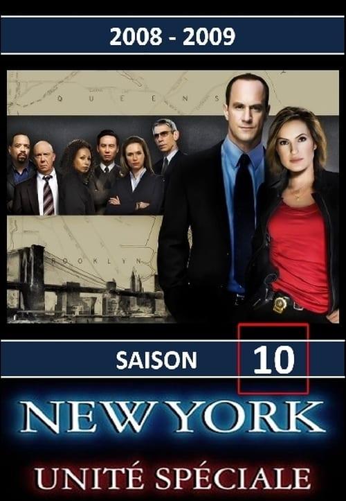 New York Unité Spéciale: Saison 10