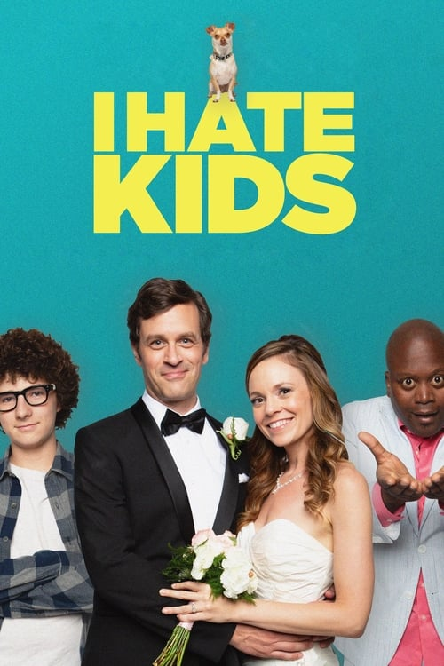 I Hate Kids Poster