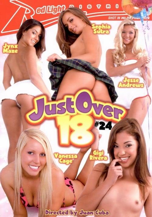 Just Over Eighteen 24
