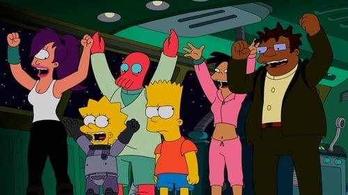 The Simpsons - Season 26 - Episode 6: Simpsorama