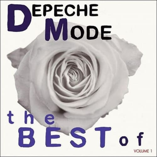 Largescale poster for Depeche Mode: The Best of - Volume 1