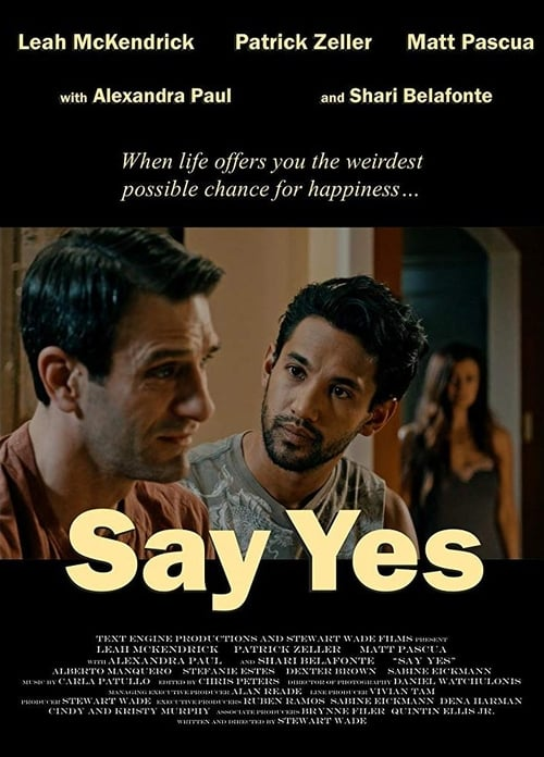 Say Yes (2018)