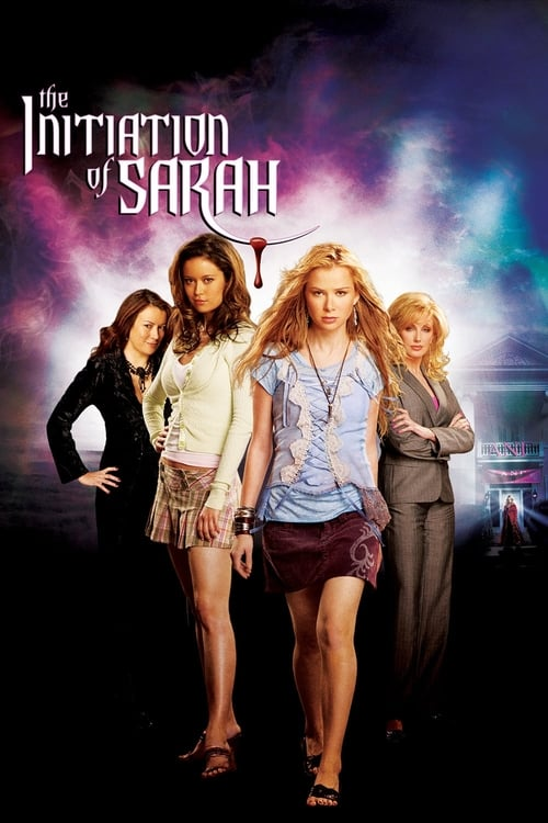 The Initiation of Sarah (2006) Poster