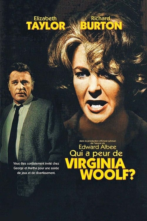 Regarder Qui a peur de Virginia Woolf ? (1966) Streaming HD FR