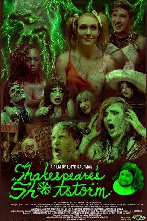 Regarder Le Film Shakespeare's Shitstorm En Ligne
