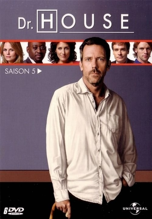 Dr House, S05 - (2008)