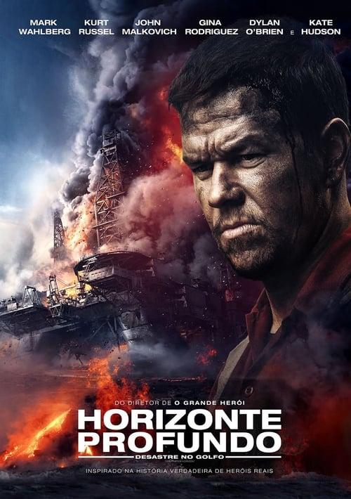 Filme Horizonte Profundo - Desastre no Golfo Com Legendas On-Line