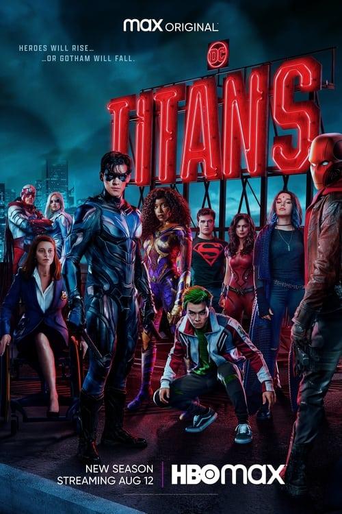 Subtitles Titans Season 3 in English Free Download