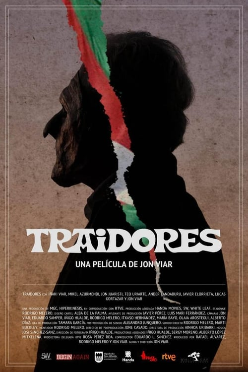 Traidores (2021) Poster