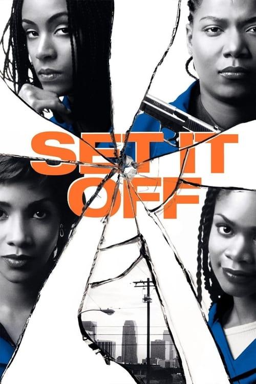 Set It Off (1996) Poster