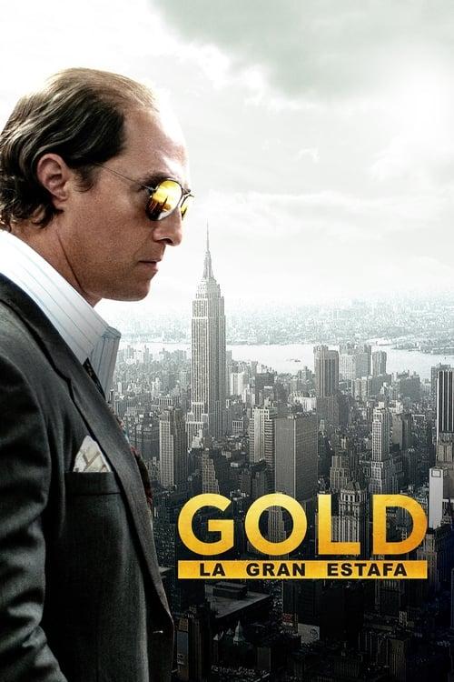 Mira La Película Gold, la gran estafa En Español