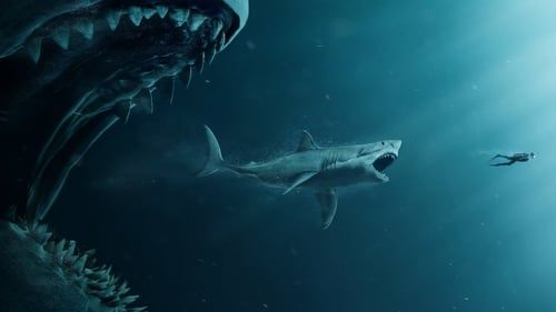 The Meg (2018) HDCAMRip Full Movie Watch Online Free Download