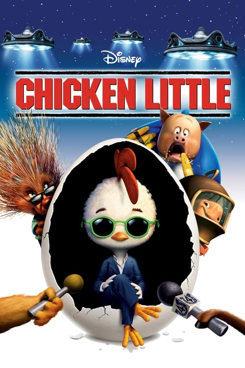 Largescale poster for Chicken Little