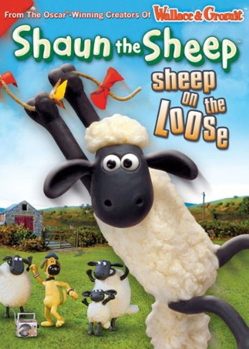 Largescale poster for Shaun the Sheep: Sheep on the Loose