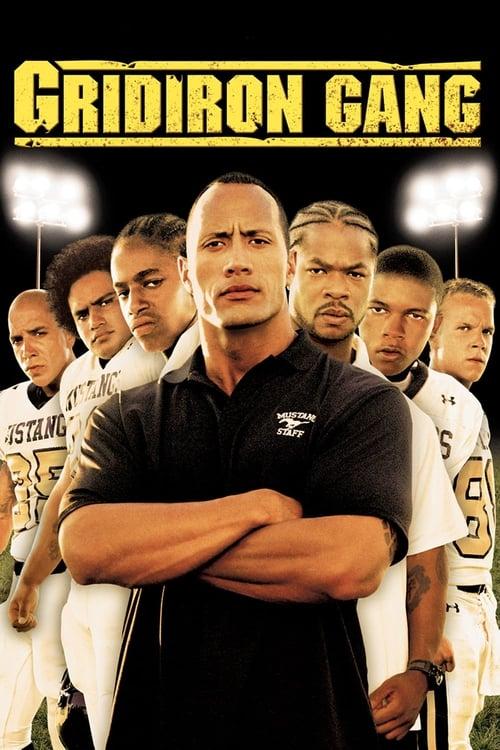 Download Gridiron Gang (2006) Movie Free Online