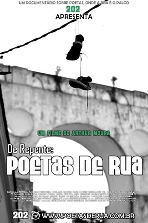 De Repente: Poetas de Rua poster