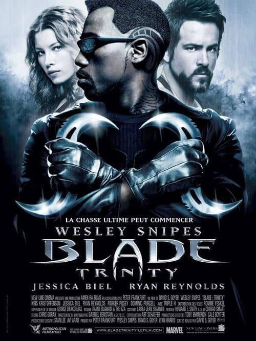 [FR] Blade : Trinity (2004) streaming Amazon Prime Video
