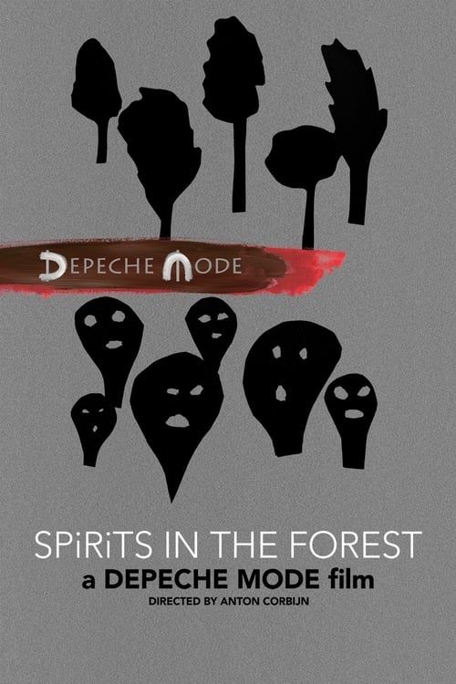 Poster von Depeche Mode: Spirits in the Forest