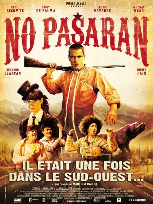 No Pasaran poster