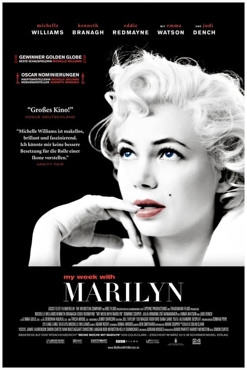 My Week With Marilyn - Drama / 2012 / ab 6 Jahre