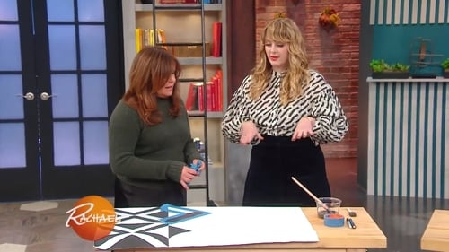 Rachael Ray - Season 13 - Episode 137: Rach's Pork Chops With Apple Sauce + Peek Inside a Nutritionist's Kitchen & Fashionista's Closet