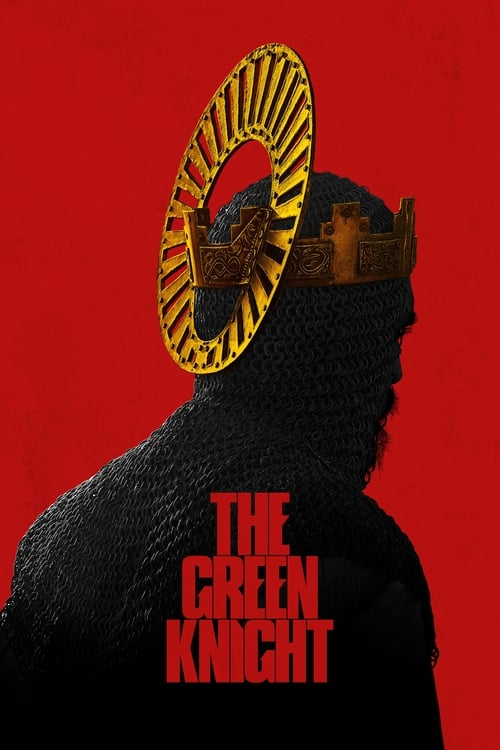 Poster. The Green Knight (2021)