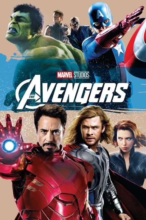 Marvel's The Avengers - Science Fiction / 2012 / ab 12 Jahre