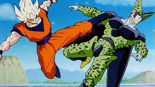 Goku Contra Cell!