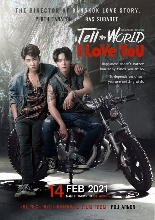 Watch Tell the World I Love You Online Tvguide