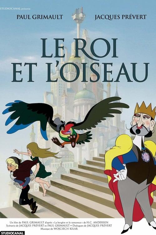 ➤ Le Roi et l'Oiseau (1980) ✎