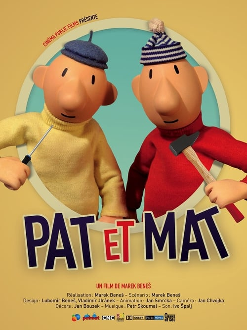 [720p] Pat & Mat ve filmu (2016) streaming Youtube HD