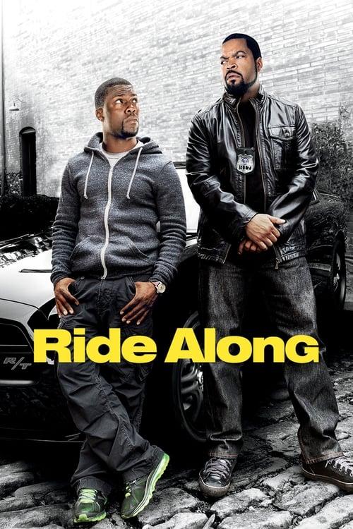 Ride Along - Poster