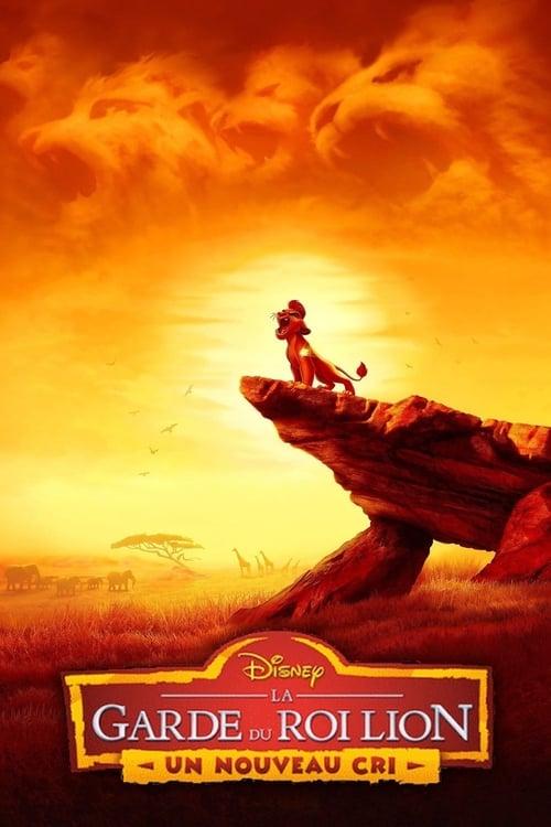 La Garde du Roi Lion : Un Nouveau Cri (2016)