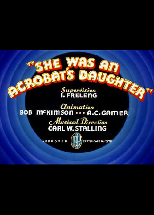 She Was an Acrobat's Daughter MEGA