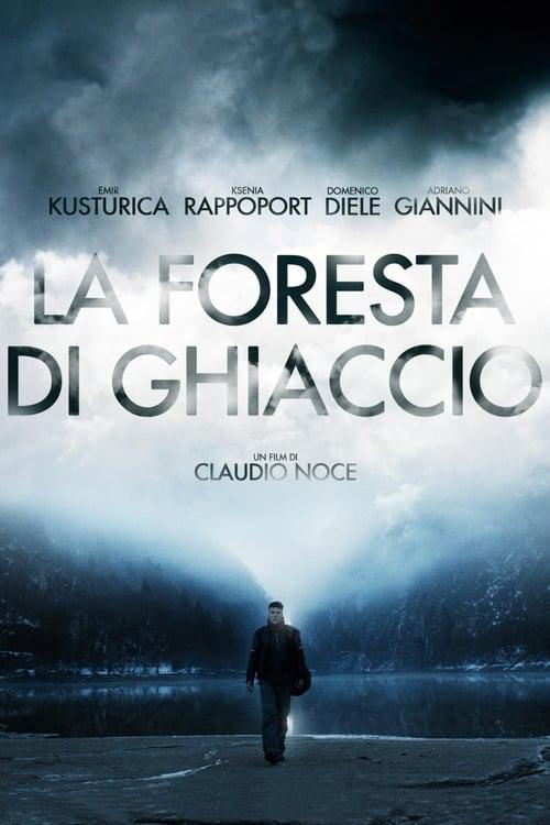 Poster von La foresta di ghiaccio
