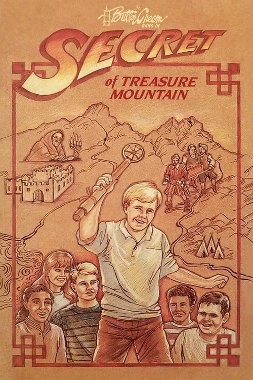 Watch The Buttercream Gang in Secret Of Treasure Mountain Doblado En Español