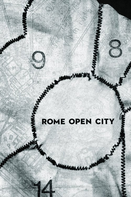 Watch Rome, Open City (1945) Full Movie