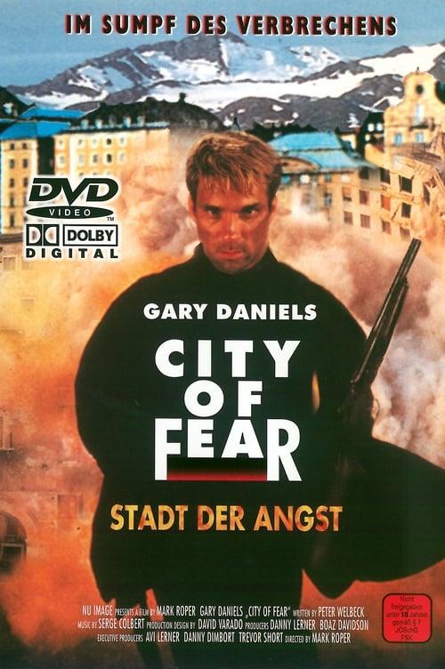 Película La ciudad del miedo Gratis
