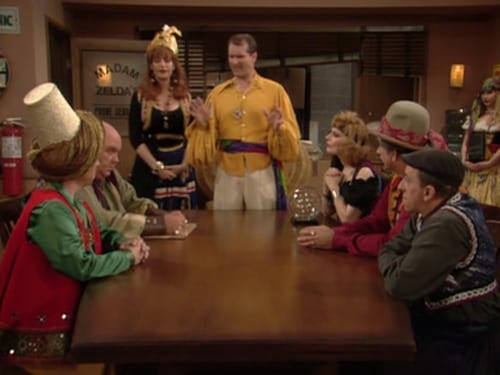 Married... with Children - Season 6 - Episode 19: Psychic Avengers