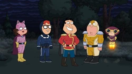 Family Guy: Season 18 – Episode Disney's The Reboot