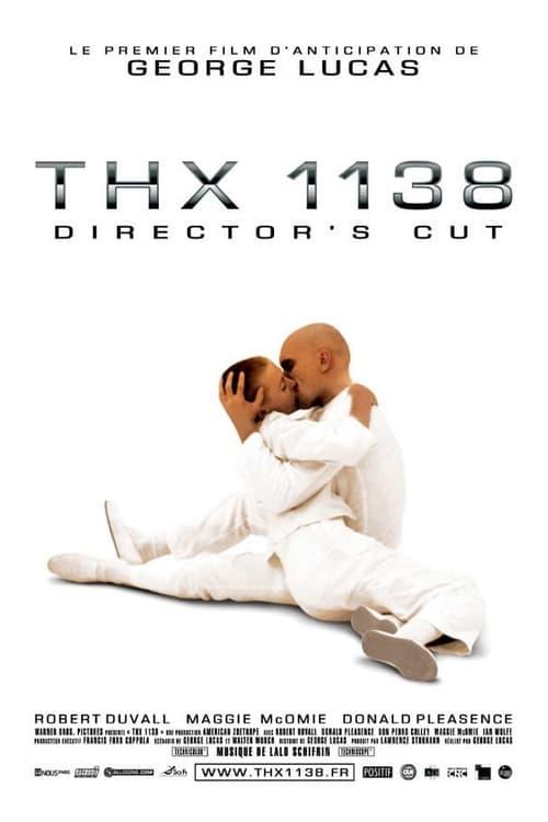 Regarder THX 1138 (1971) Streaming HD FR