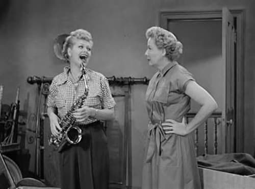 I Love Lucy: Season 2 – Épisode The Saxophone