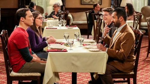 The Big Bang Theory - Season 12 - Episode 13: The Confirmation Polarization