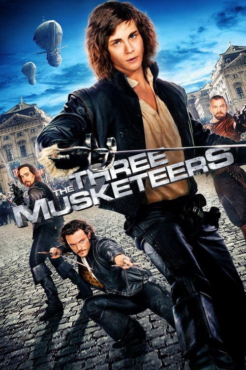 Largescale poster for The Three Musketeers