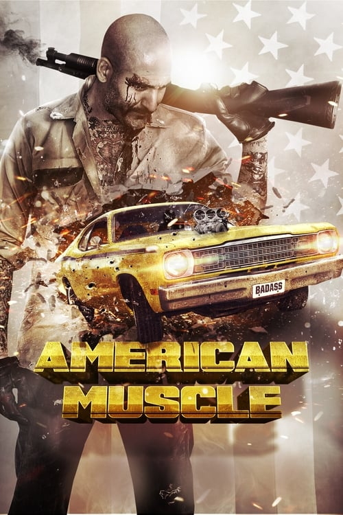The poster of American Muscle
