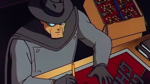 Batman: The Animated Series: Season 1 – Episod Beware the Gray Ghost