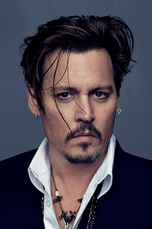 Regarder Johnny Depp présenter des films