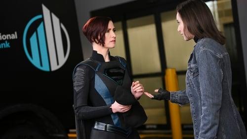 Supergirl - Season 5 - Episode 16: Alex in Wonderland
